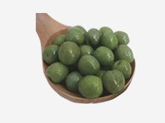 グリーンオリーブの塩漬け